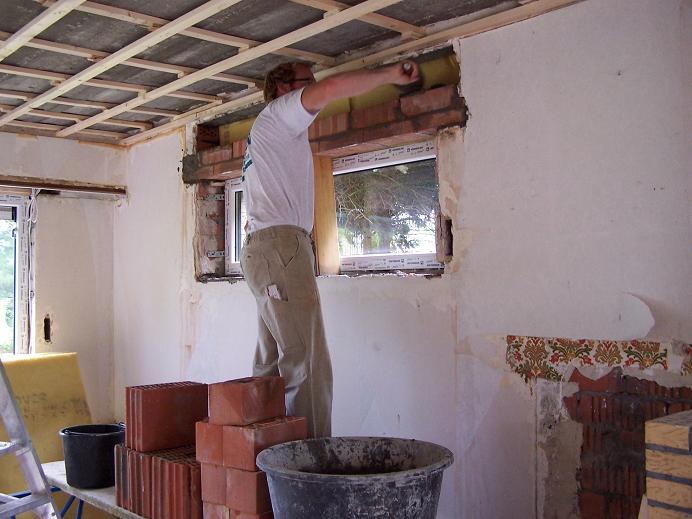 Verbouw En Renovatie Van Aannemersbedrijf Stovan B V